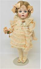 Sandra Freeman Babin 1991 Wendy Ribbons And Ringlets 3/100 Doll Porcelain *2