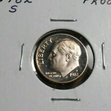 US 1982 S PROOF 10  CENTS COIN