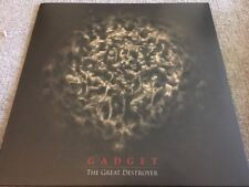 The Great Destroyer By Gadget. Limited Edition Golf Vinyl. Relapse Records