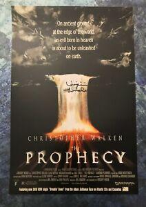 GFA The Prophecy Movie VIRGINIA MADSEN Signed 12x18 Photo Poster V6 COA