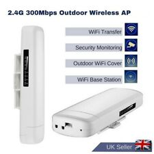 2.4GHz WiFi Repeater Range Extender & AP 300Mbps - Boost your WiFi Signal