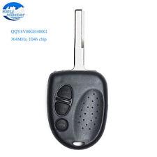Remote Key Fob 3 Button 304MHz for 2004 2005 2006 Pontiac GTO, QQY8V00GH40001