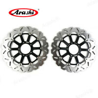 For Ducati HYPERMOTARD ABS 821 2013 2014 2015 Front Brake Discs Rotors