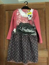 David Walliams Gangsta Granny Fancy Dress Costume 7-8 BNWT World Book Day