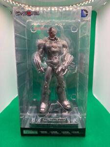Kotobukiya Cyborg Justice League New DC 52 ArtFX+ Statue
