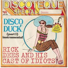 17415 - RICK DEES AND HIS CAST OF IDIOTS - DISCO DUCK