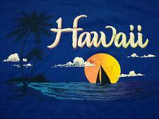 1980s *** Vintage*** Hawaii Island ~ T-Shirt