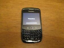 BlackBerry Curve 8520 - Black (T-Mobile) Smartphone c/w 2 GB micro SD card