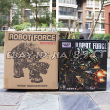WeiJiang Transformers Alloy revision M02 Robot Force Detective hound Figure NIB