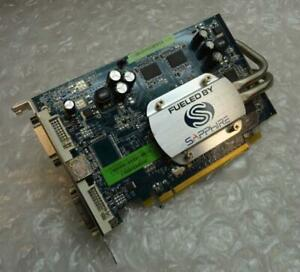 256MB ATi Radeon Ultimate X1650 PRO 188-08C88-0ECUM PCI-e Dual DVI Graphics Card