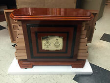NEW Limited Edition Montecristo 75th Anniversary Cigar Humidor #666 / 750