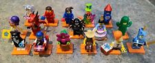 Lego Collectible Minifigure Series 18 Complete set of 16 Sealed in bag 71021