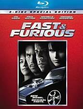 Fast & Furious (Blu-ray, 2009)
