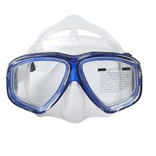 Standard Blue Scuba Diving Goggles