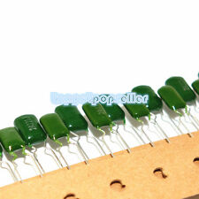 200Pcs Mylar CAP Polyester Capacitor Kits Withstand Voltage 100V 470pF-100nF