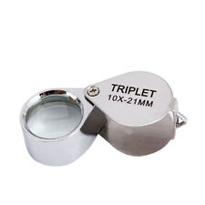 Magnifier Glass 10X21MM Jewelry Loupe for Watches Repair Reading