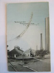 Waterworks Vincennes , Indiana  posted 1913