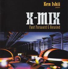 X-MIX / FAST FORWARD & REWIND = Ken Ishii = CD MIXED = HOUSE TECHNO BREAKBEAT