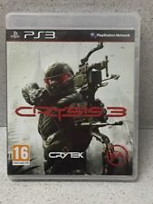 JEUX PS3 CRYSIS 3 AVEC NOTICE PLAYSTATION