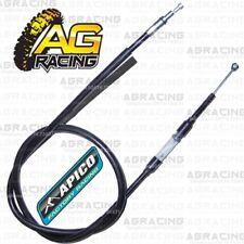 Apico Black Clutch Cable For Honda CR 250R 1997 Suzuki RM 125 98-00 RM 250 96-00