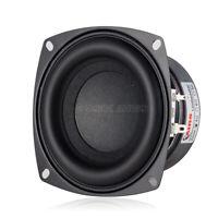 "HiFi 4"" inch 100W Subwoofer Speaker Unit Bass Loudspeaker for Home Audio System"