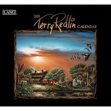 2019 Terry Redlin Wall Calendar, Lang Folk Art by Lang Companies