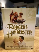 New ListingThe Rodgers and Hammerstein Collection (Dvd, 2000, 6-Disc Set) 6 Full Movies