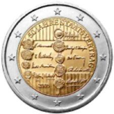 """OOSTENRIJK 2005 2 EURO """"50 JAAR STAATSVERDRAG"""" -  UNC"""