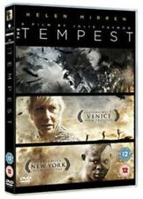 Tempest 8717418297350 With Helen Mirren DVD Region 2