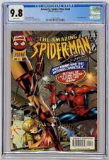 Amazing Spider-Man #424 Marvel 1997 CGC 9.8  Elektra Appearance