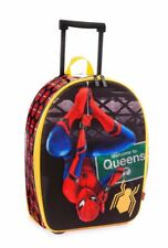 Disney Spider-Man Rolling Luggage Rolling Suitecase School Travel  WITH Handle