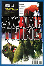 SWAMP THING # 1 (4th series)  DC 2004 (vf) John Constantine