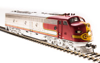 BROADWAY LIMITED 5427 HO E8 A-unit ATSF #84L Warbonnet Paragon3 Sound/DC/DCC