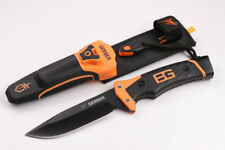 Gerber Bear Grylls Survival Ultimate Pro Knife with Flint & Whistle WIL-DK-47