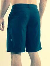 LULULEMON  ATHLETICA Mens Black KAHUNA DRESS SHORTS  size 30 SMALL