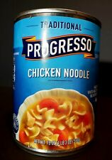 Progresso CHICKEN NOODLE Soup  19 oz 1lb 03 oz Canned Tin