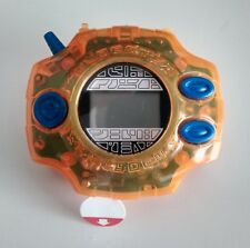 Digimon Digivice v2.5 - Naranja Transparente - Bandai 1999