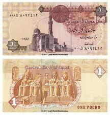 Egypt 1 Pound 2006 P-50j Banknotes UNC