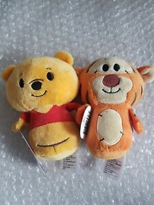 Itty Bittys Winnie The Pooh Disney And Tigger Set Of 2
