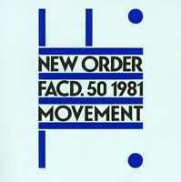 New Order - Movement (NEW CD)