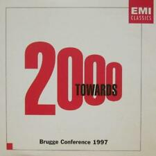 Various 2000's(CD Single)2000 Towards: Brugge Conference 1997-EMI-VG