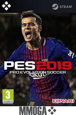 Pro Evolution Soccer 2019 Key - Steam Code - PC Standard Version PES 19 - DE/EU