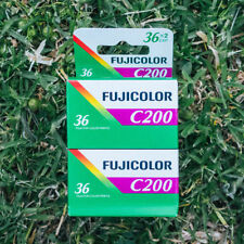 Fujifilm 200 ISO Camera Films