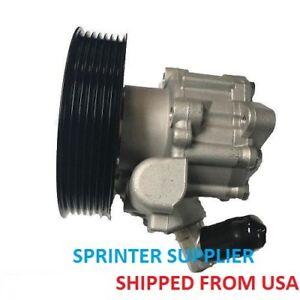 Power Steering Pump 2007+ Sprinter Vans 2500/3500 3.0L Turbo DOHC  0034669301