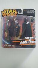 Star Wars Anakin Skywalker Changes to Dart Vader