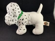 Santa Clauset Toys 2012 Mismade by the Elves Plush Half Spotted Dog COLLECTIBLE