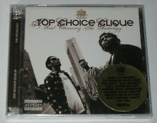 TOP CHOICE CLIQUE - REEL CHEMISTRY: THE ANTHOLOGY 2XCD - BRICK RECORDS 2008