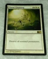 1x Planar Cleansing M10 MtG MAGIC THE GATHERING White Rare LP