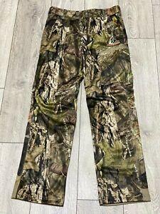 Soundproof MossyOak Camouflage Trousers. Fishing,Hunting,Shooting Waterproof