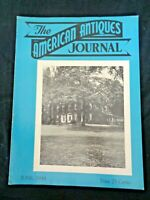 1948 AMERICAN ANTIQUES JOURNAL Stiegel Bartholomews Bristol Clocks Stonywall NH
